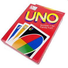 Bài UNO cơ bản 108 lá Loại Tốt Giấy Cứng – LICLAC
