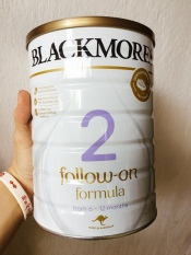 Sữa Blackmores Follow On Formula Úc số 2 900g