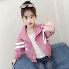 áo khoác cho bé gái 5 – 14 tuổi áo gió 2 lớp 0045