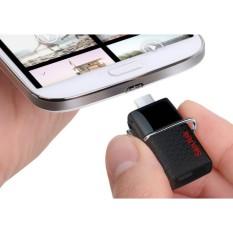Otg Usb 3.0 16GB Utral Dual 130Mb/S ( Usb 2 đầu ) sản phẩm đa dạng chất lượng tốt cam kết hàng như hình vui lòng inbox để shop tư vấn thêm