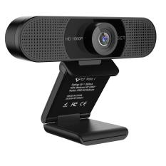 Webcam eMeet C960 Full HD họp trực tuyến, tổ chức hội nghị, video call góc rộng 90* kèm theo 02 micro thu âm đa hướng, tự động lấy nét và căn chỉnh ánh sáng
