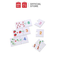 Đồ chơi học đếm Miniso cho trẻ từ 3 tuổi – Hàng chính hãng
