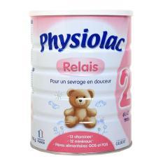 Sữa Bột Physiolac 2 900g