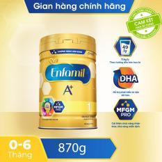 [FREESHIP 30K TOÀN QUỐC] Sữa bột Enfamil 1 cho trẻ từ 0-6 tháng tuổi (870g) – Cam kết HSD còn ít nhất 10 tháng