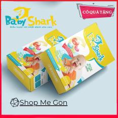 [+Tặng quà] Baby Shark – Siro giúp bé phát triển toàn diện [ TÁCH LẺ 10 GÓI ]