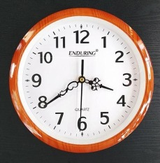 Đồng hồ treo tường tròn nhỏ – 25cm