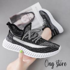Giày thể thao nữ giày sneaker đế tổ ong siêu đẹp và êm