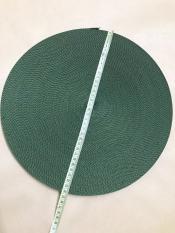 Cuộn 60 Mét Dây dù dẹp bản 2cm – Màu xanh rêu