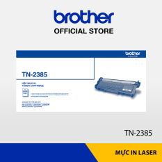 Mực in laser trắng đen Brother TN-2385 cho máy in HL-L2321D/2361DN/2366DW/DCP-L2520D/MFC-L2701D/2701DW