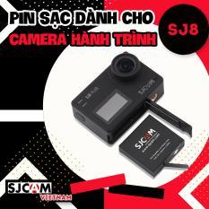 Pin sạc dành cho camera hành trình SJCAM SJ8 – Hãng phân phối chính thức