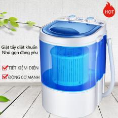 Máy giặt mini Xiaoe lồng giặt trong suốt máy giặt mini giặt đồ trẻ em Redepshop