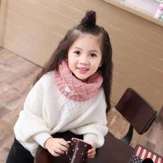 [HOT HIT] Khăn len quàng cổ cho bé- khăn len ống quàng cổ mùa đông cho bé (Giao màu ngẫu nhiên)
