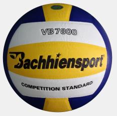 Bóng chuyền VB 7800 da cao cấp tiêu chuẩn thi đấu tặng kim bơm túi lưới, chất liệu da PU cao cấp đạt tiêu chuẩn thi đấu