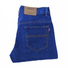 Quần Jean Dài Nam Ống suông nhiều màu cơ bản, form chuẩn đẹp – Có size Bự Jeandai003