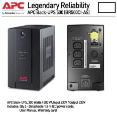 Bộ Lưu Điện UPS APC RS 500VA 300W BR500CI-AS (Like New)