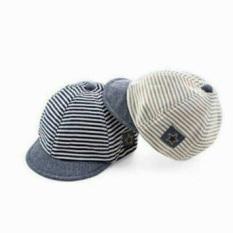 Mũ sọc thời trang cho bé trai/ bé gái 3 tháng đến 2 tuổi