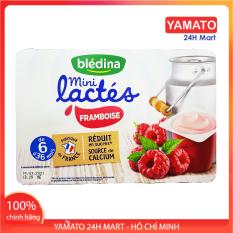 Sữa Chua Bledina Vị Mâm Xôi Pháp Cho Bé Từ 6 Tháng Tuổi, Sữa Chua Cho Bé, Sữa Chua Pháp, Sữa Chua Cho Bé Ăn Dặm, Sữa Chua Nguội