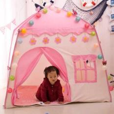 Tặng bóng trang trí Lều công chúa cho bé loại cao cấp