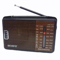 Đài radio SW703 nhỏ gọn tiện lợi cho người già