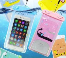 Túi chống nước cho điện thoại cao cấp hình thú siêu dễ thương