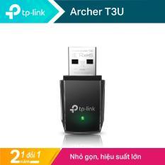 TP-Link Bộ Chuyển Đổi USB MU-MIMO Không Dây Mini AC1300 Archer T3U