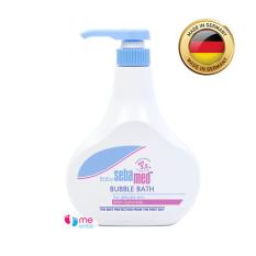 Sữa tắm dịu nhẹ cho bé Sebamed pH5.5 [Nhập Khẩu Chính Hãng]