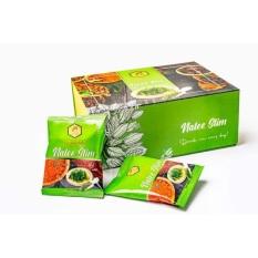 (Hộp Xanh) CACAO NALEE SLIM – mẫu mới 20 gói – giảm cân làm đẹp hiệu quả từ thiên nhiên