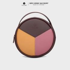 Túi đeo chéo nữ thời trang đa năng YUUMY YN45 chất liệu da tổng hợp cao cấp mềm mại, bền đẹp, dễ dàng vệ sinh