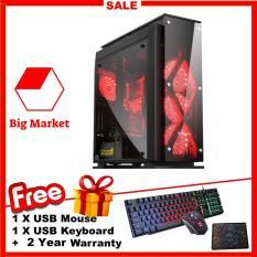 PC Cày Game (Pentium G2030, R 8GB, HDD 2TB, Card VGA RờiGTX750ti 2GB) BMK Gaming + Bộ Quà Tặng Chất