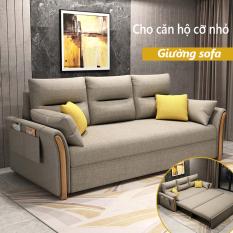 Giường sofa gấp gọn thành ghế,Gửi hai cái gối.182 X 190CM bit cheaper
