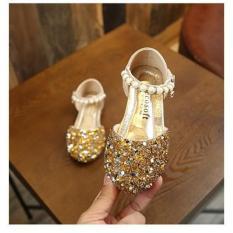 Giày bé gái đính đá kim sa cao cấp size 21-36