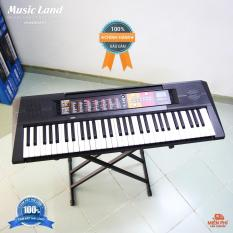 Đàn Organ Yamaha âm sắc rõ ràng, độ vang tốt, có độ bền cao, dễ dàng sử dụng cho người mới tập chơi PSR F51