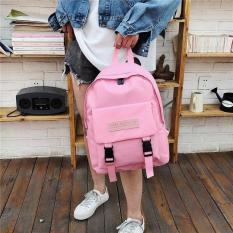 XẢ KHO Balo nữ đi học hàn quốc thời trang hai màu lựa chọn, balo thời trang thể thao, balo phượt vải bố