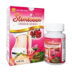 Viên uống Slimtosen Beauty giảm cân đẹp da Hộp 60 viên –