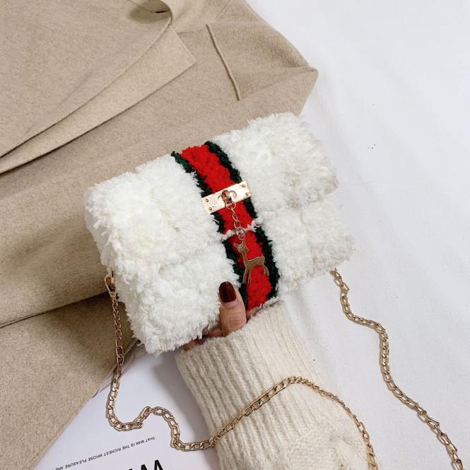 Túi tự đan Túi Handmade set nguyên liệu túi đan len