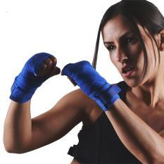 Băng vải quấn tay tập đấm bốc boxing HM041 dài 1,5m (1 đôi)