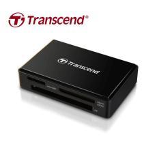 Đầu Đọc Thẻ Nhớ Transcend F8K Gen2 USB 3.1 TS-RDF8K2 – Hàng chính hãng