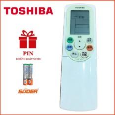 Remote điều khiển máy lạnh Toshiba nội địa nhật