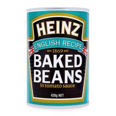 Đậu sốt cà Heinz Baked Bean 420g