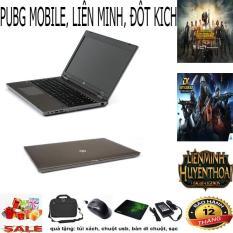 (chơi game đồ họa) HP Probook 6570 ( Core i5 3210M,Ram 4G, HDD 250G,Màn 15.6, Phím Số, Vỏ Nhôm) máy Nhập Khẩu