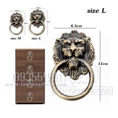 Chốt kéo tròn hình đầu sư tử (nhiều kich thước)