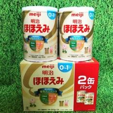 Sữa Meiji 0-1 nội địa Nhật 800gr