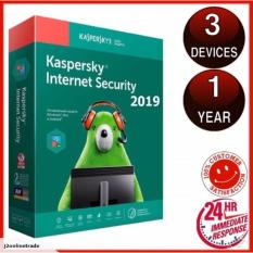 Phần mềm Kaspersky Internet Security 3PC