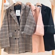 Áo blazer hai lớp – áo khoác nữ (hình shop tự chụp)