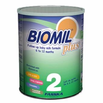 Sữa Biomil Số 2 400g (6-12 tháng) BI