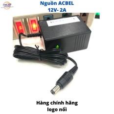 Adapter – Nguồn ACBEL 12V- 2A – Hàng in logo nổi- Có đèn báo-CAM KẾT VỀ CHẤT LƯỢNG TUYỆT ĐỐI