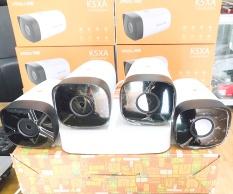 Trọn Bộ Camera Giám Sát Đầu ghi hình 8 Kênh S3-08 và 4 Camera IP POE K5XA 2.0 MP Full HD 1080P (Bảo hành 12 tháng)