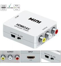 Bộ chuyển đổi HDMI to AV MINI HDMI2AV