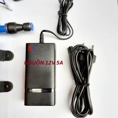 Nguồn Acbel 12v 5a dùng cho camera và các thiết bị ngoại vi