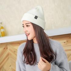 Mũ len trơn dành cho nữ